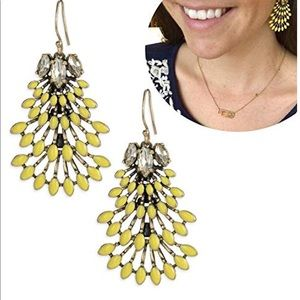 Stella and Dot Norah Earrings